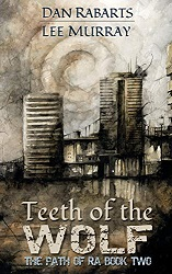 Teeth of the Wolf - book cover