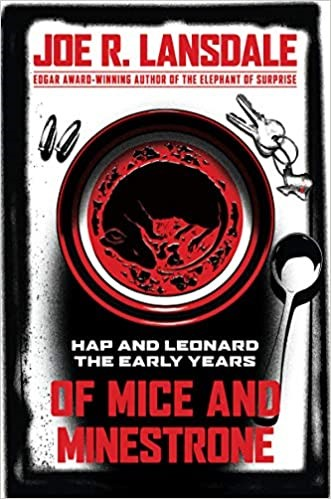OF MICE AND MINESTRONE - COVER - USE