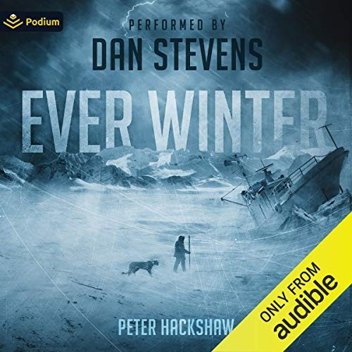 Ever Winter - Audiobook Cover