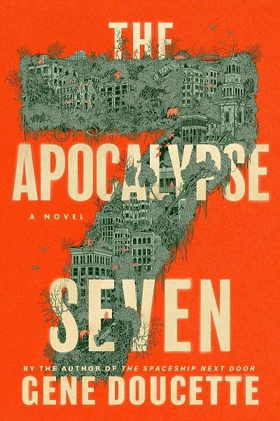 The Apocalypse Seven - Cover