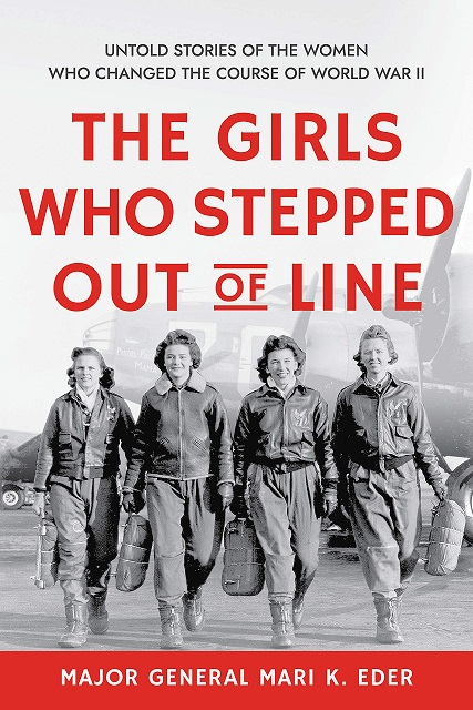 The Girls Who Stepped Out Of Line - Cover