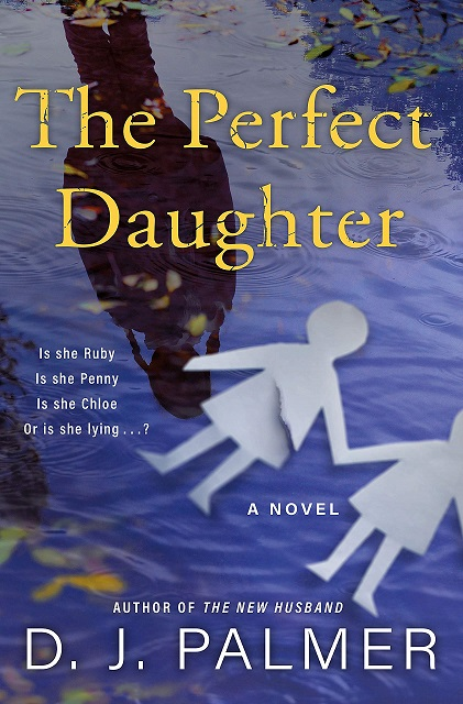 The Perfect Daughter - Cover