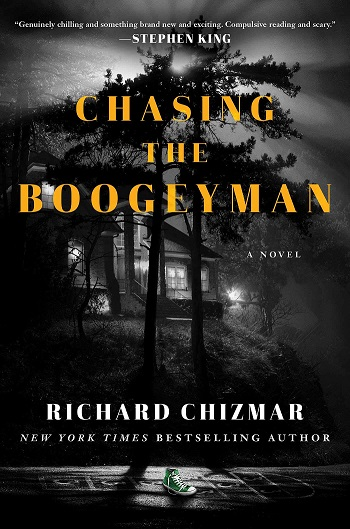 Chasing The Boogeyman - Cover