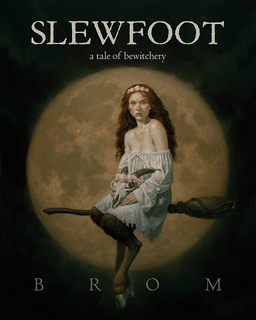 Slewfoot - Cover