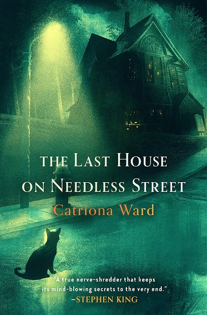 The Last House On Needless Street - Cover
