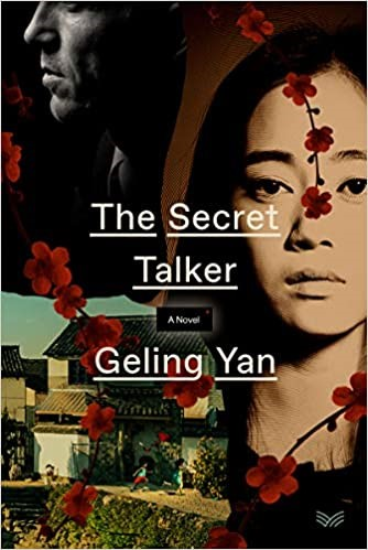 The Secret Talker Cover