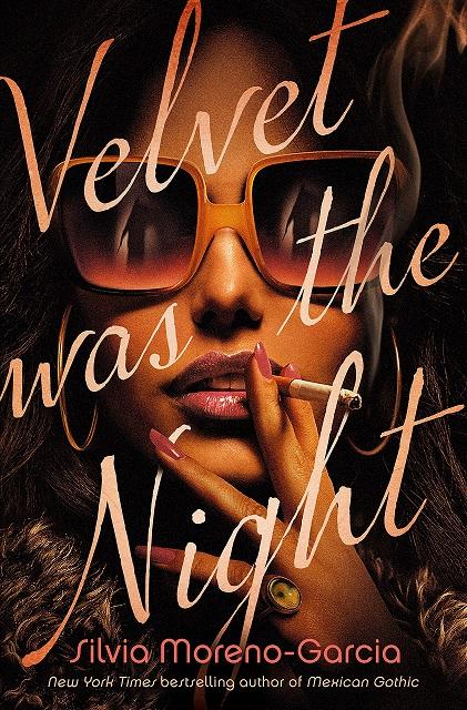 Velvet Was The Night - Cover