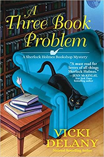 A Three Book Problem - Cover