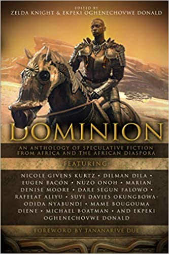 Dominion Anthology - Cover