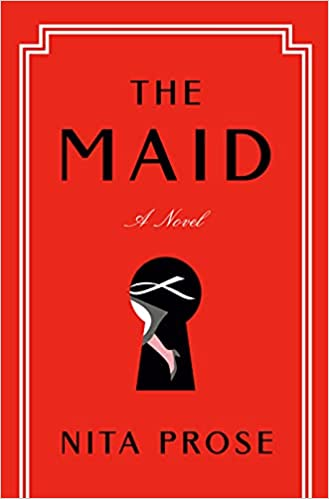 The Maid - Cover