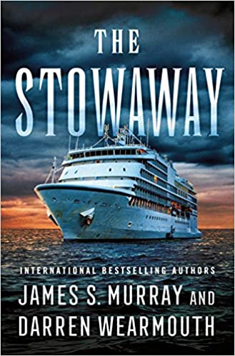 THE STOWAWAY - cOVER