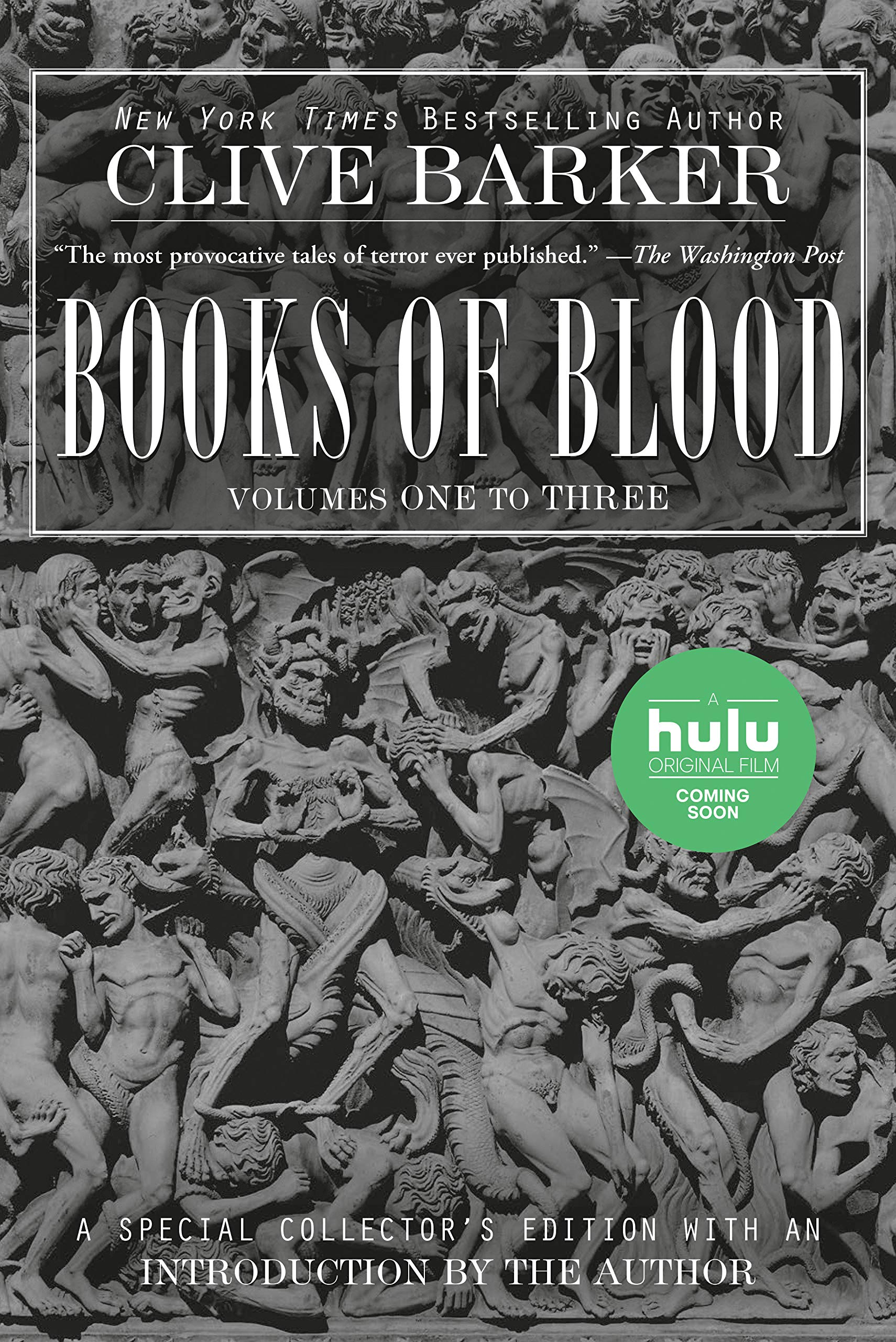 Books of Blood - Cover