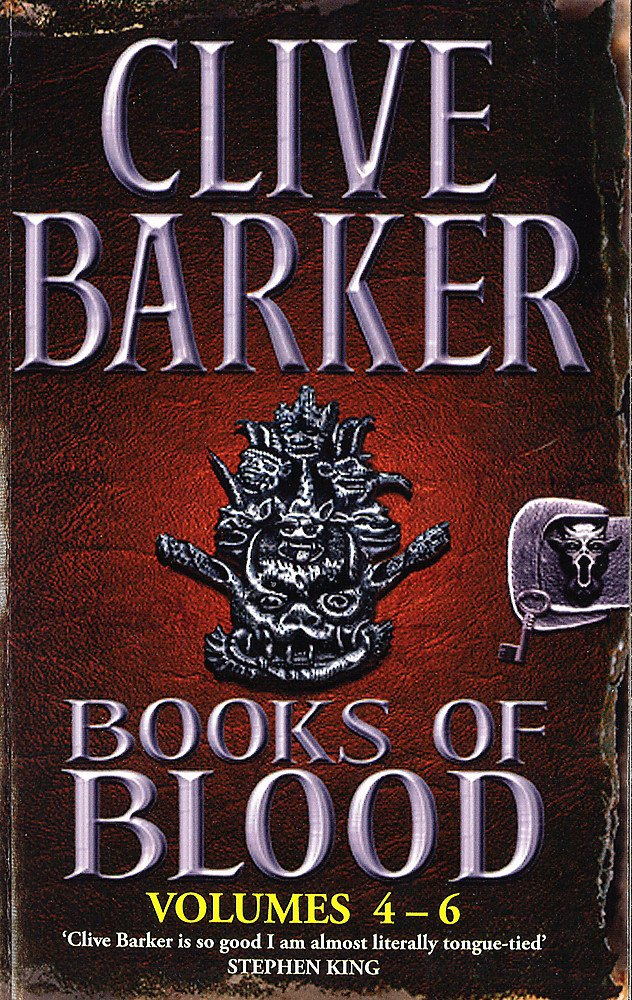Books of Blood Volume 4-6 Cover