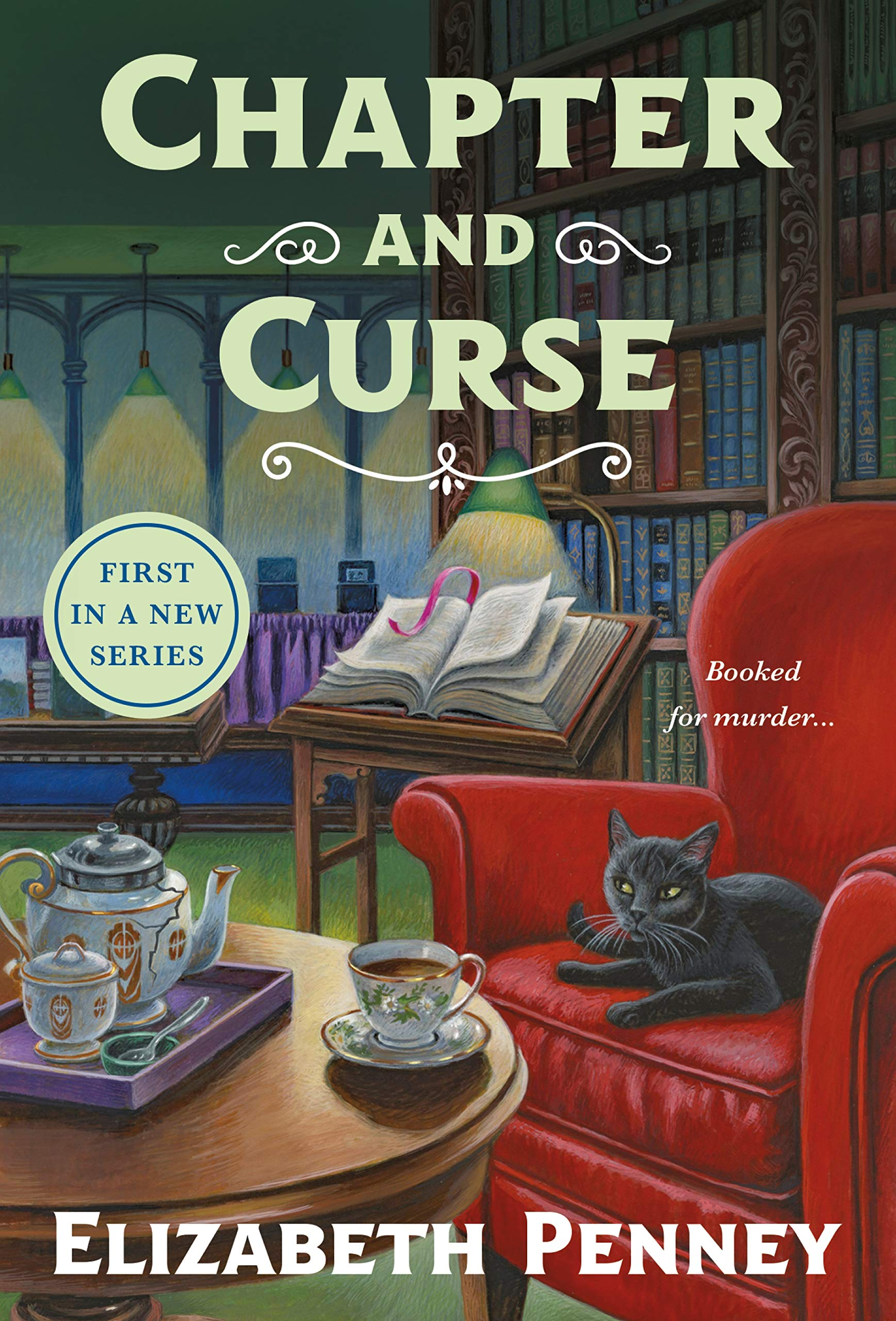 Chapter And Curse - Cover