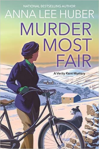 Murder Most Fair - Cover