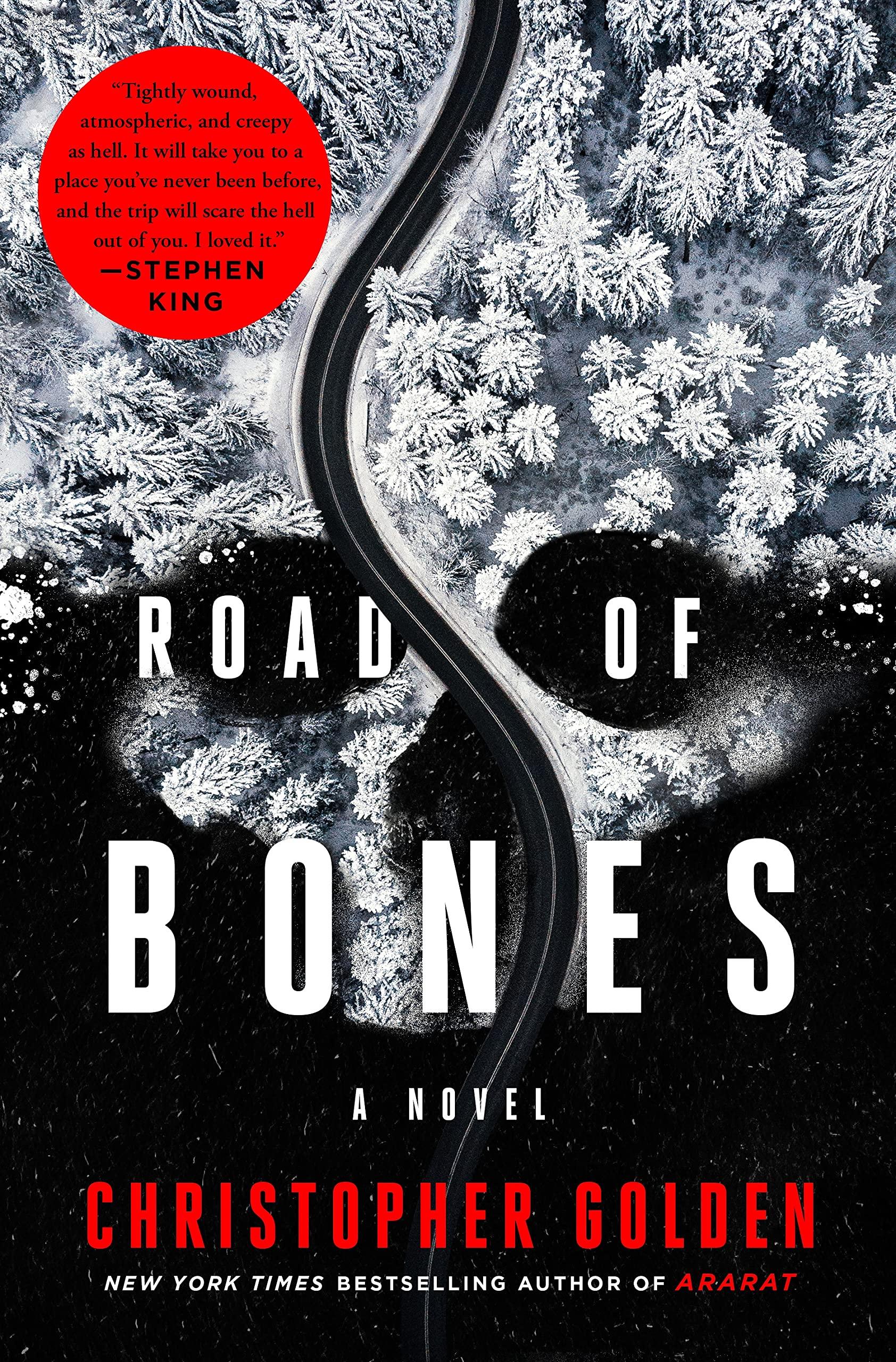 Road Of Bones - Cover
