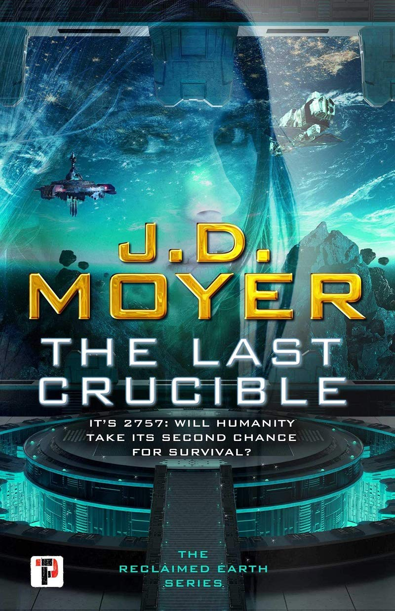 The Last Crucible - Cover