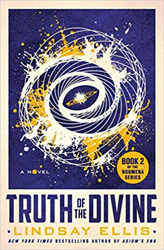 Truth Of The Divine - Cover