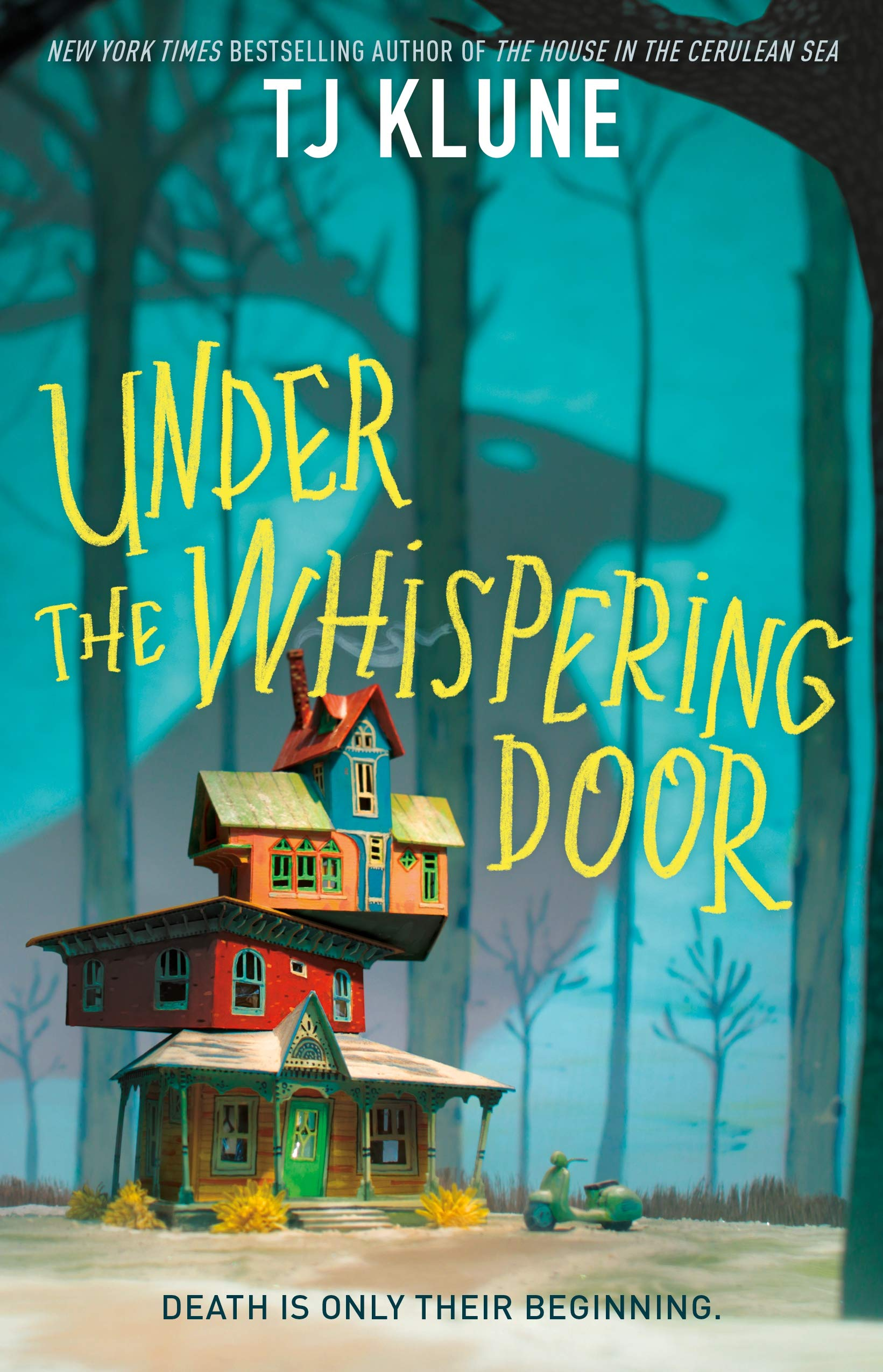Under The Whispering Door - Cover