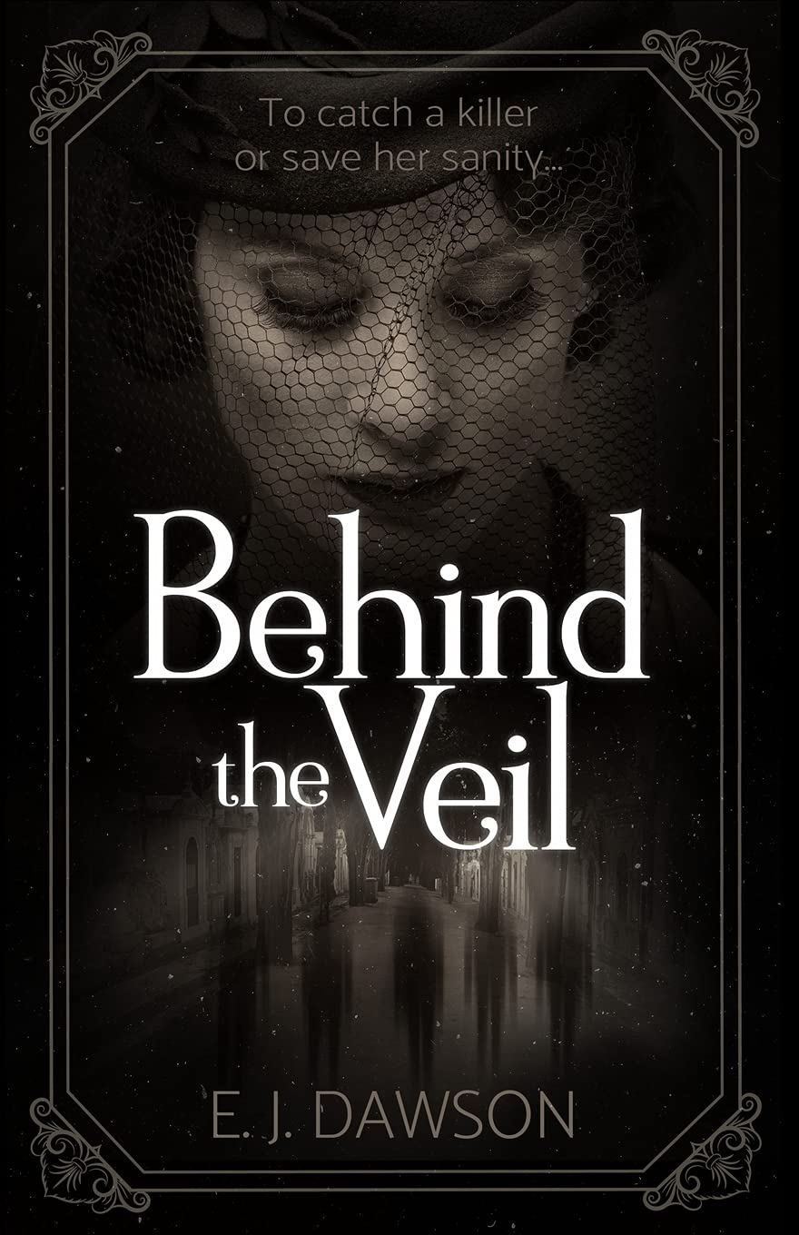 Behind The Veil - Cover