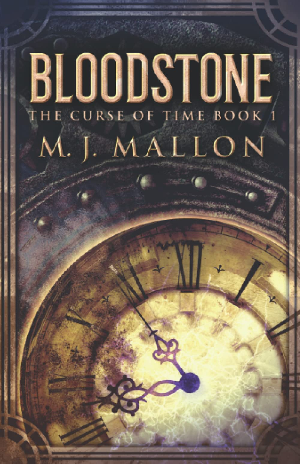 Bloodstone - The Curse Of Time - Cook