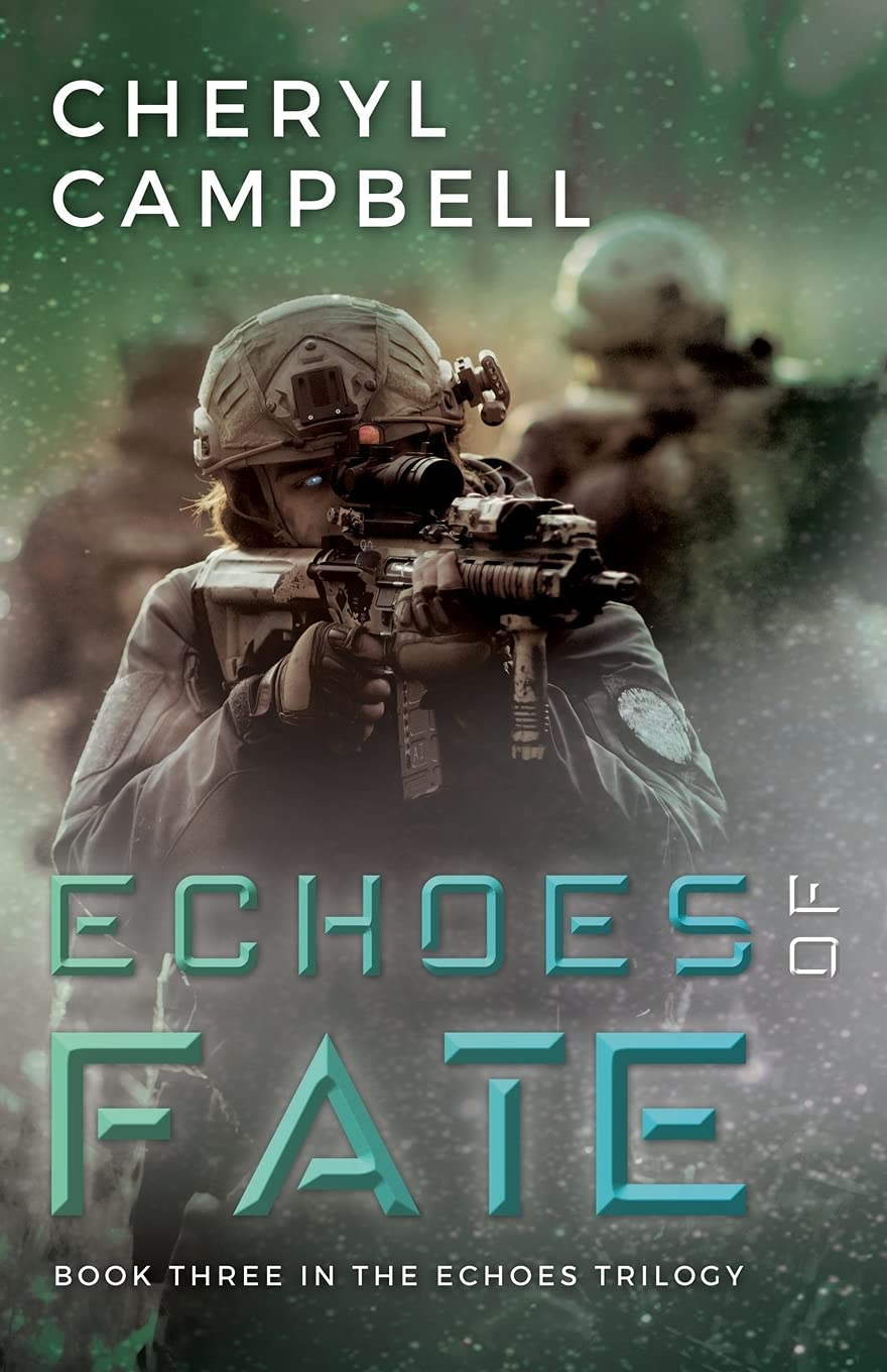Echoes Of Fate - Cover