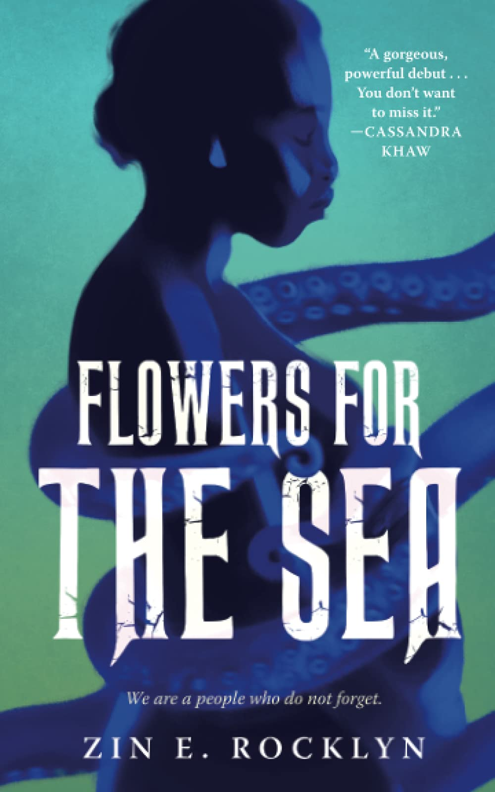 Flower For The Sea - Cover