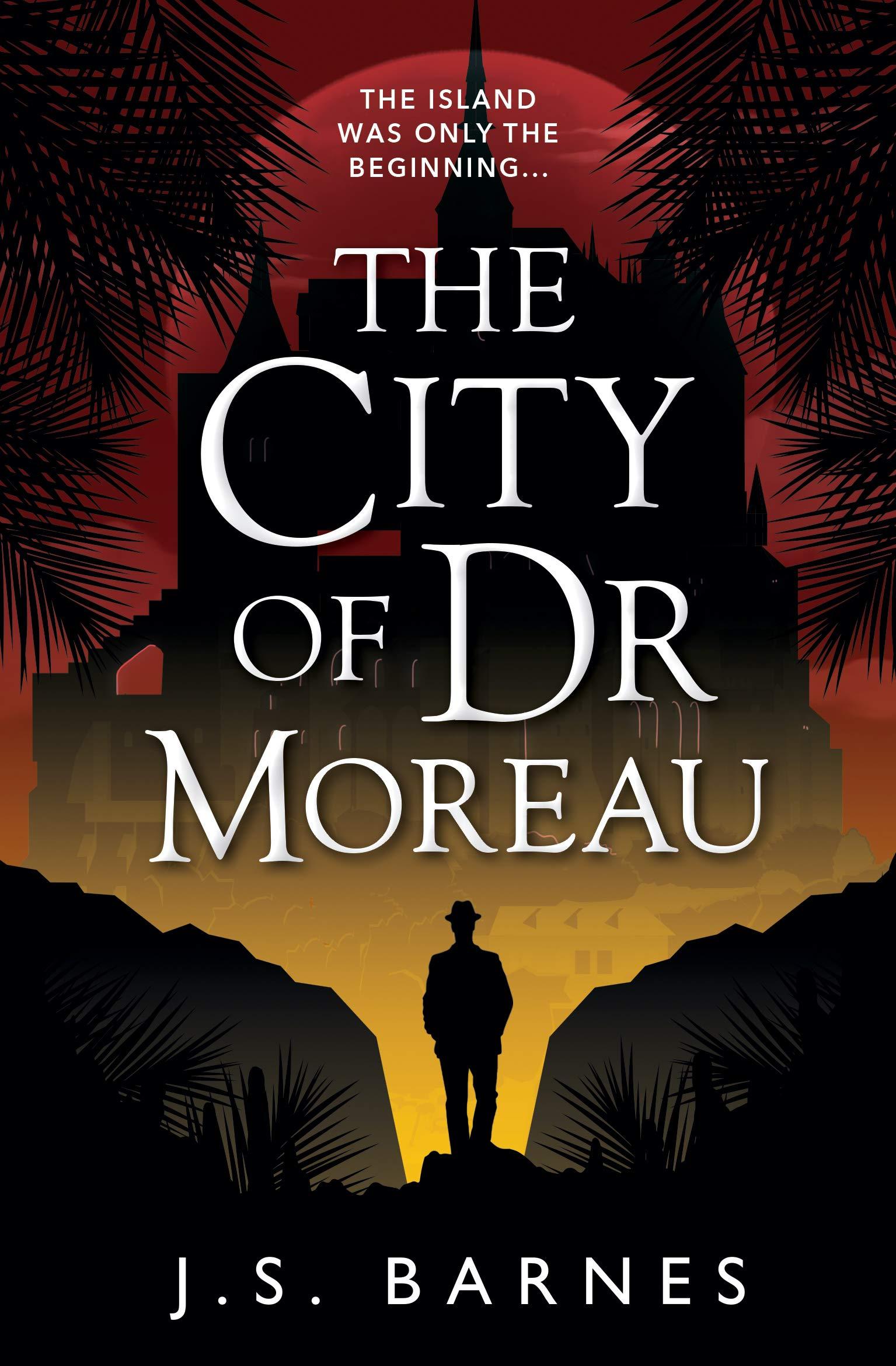The City Of Dr. Moreau - Cover