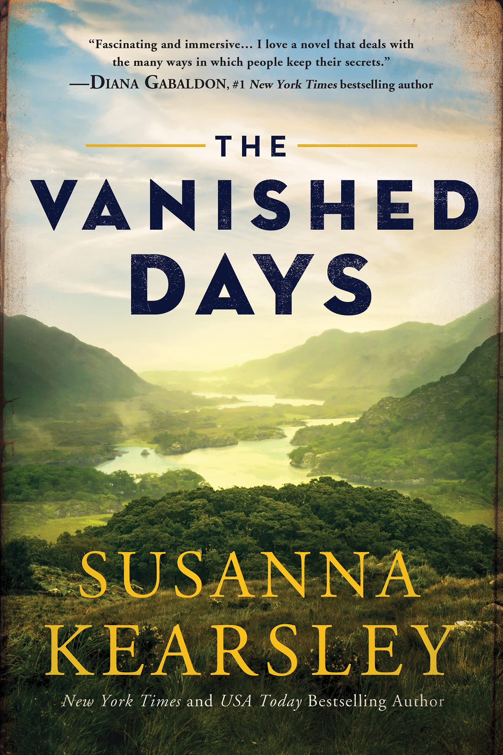 The Vanished Days - Cover