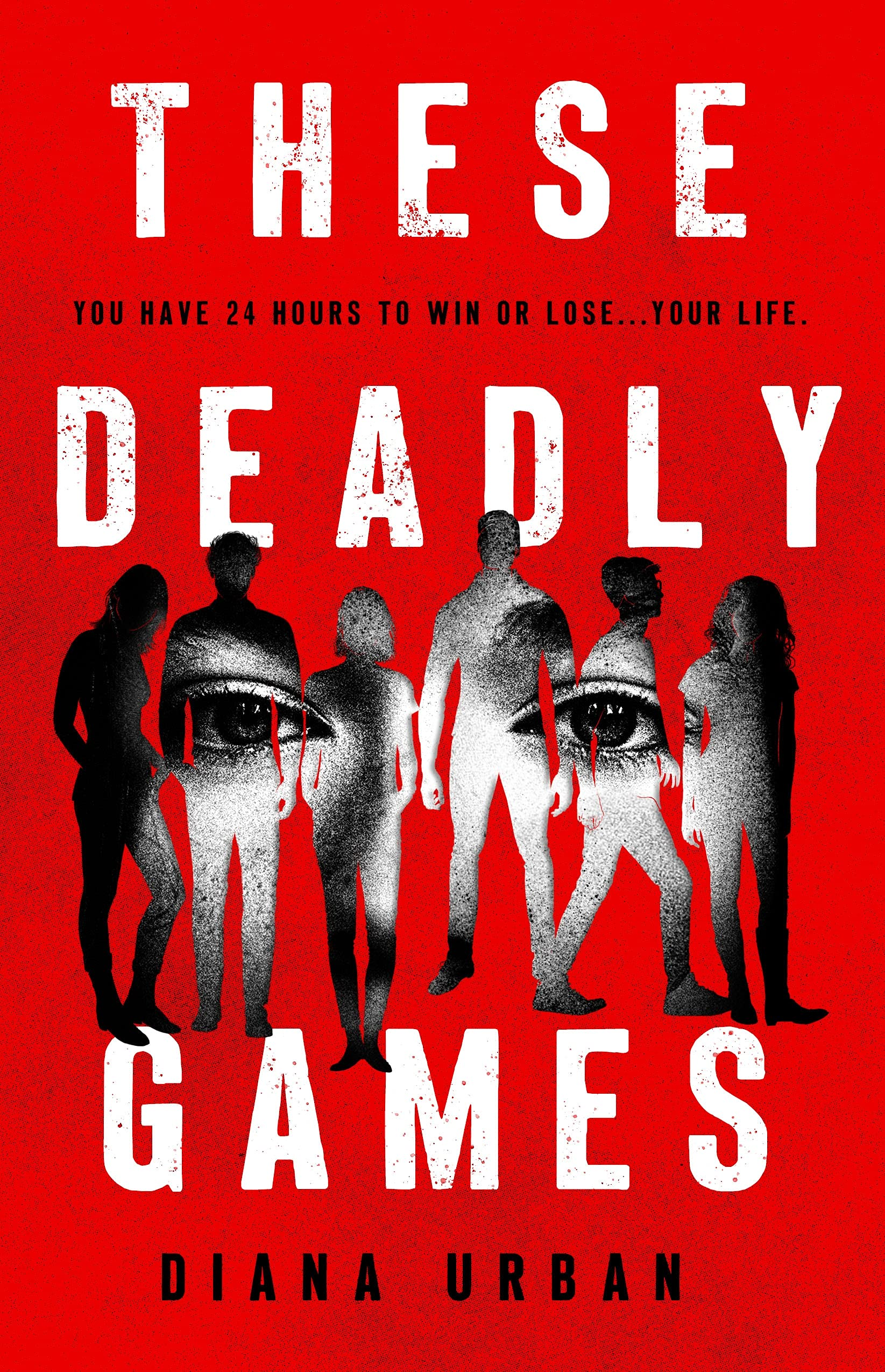These Deadly Games - Cover