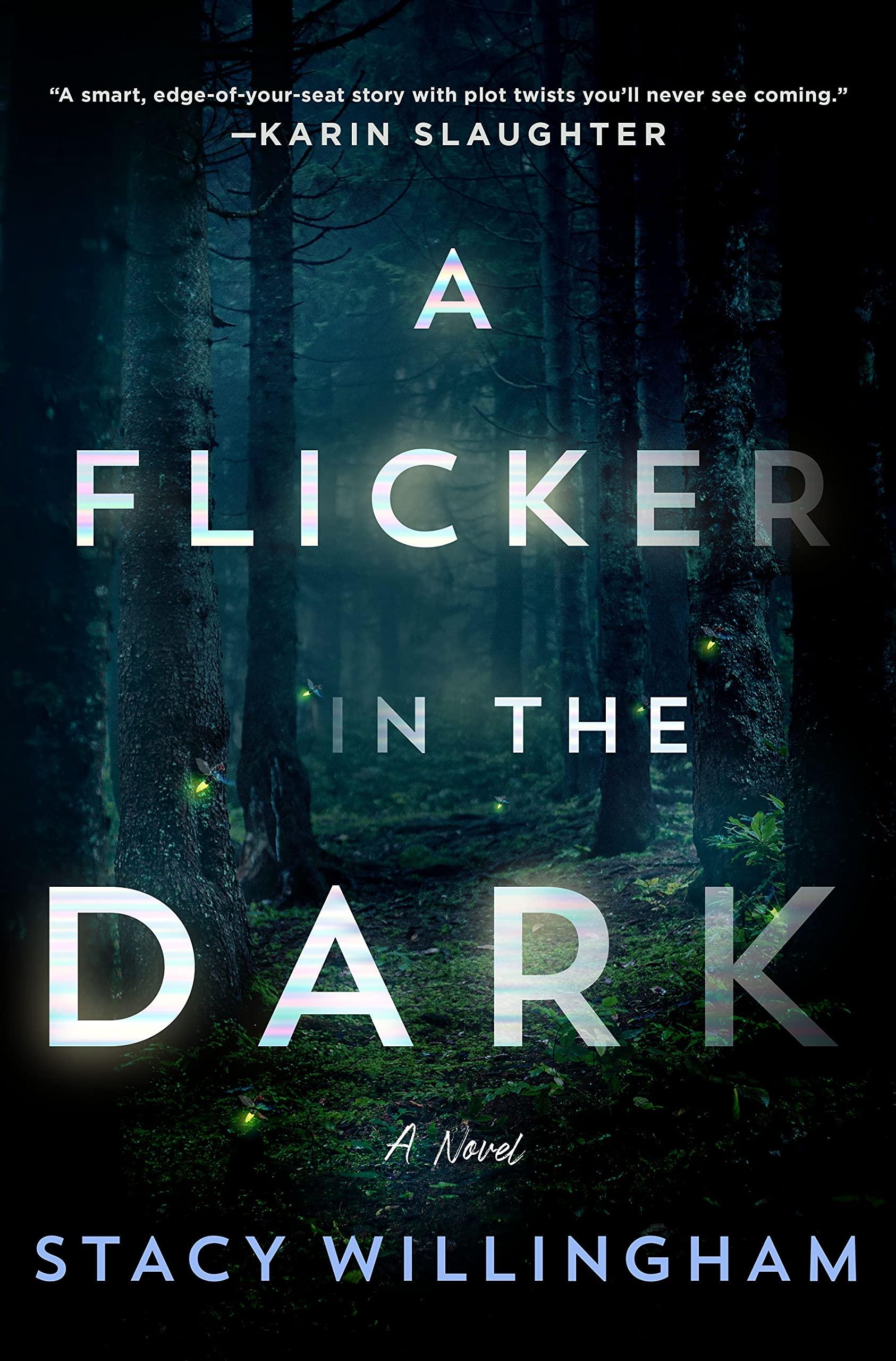 A Flicker In The Dark - Cover