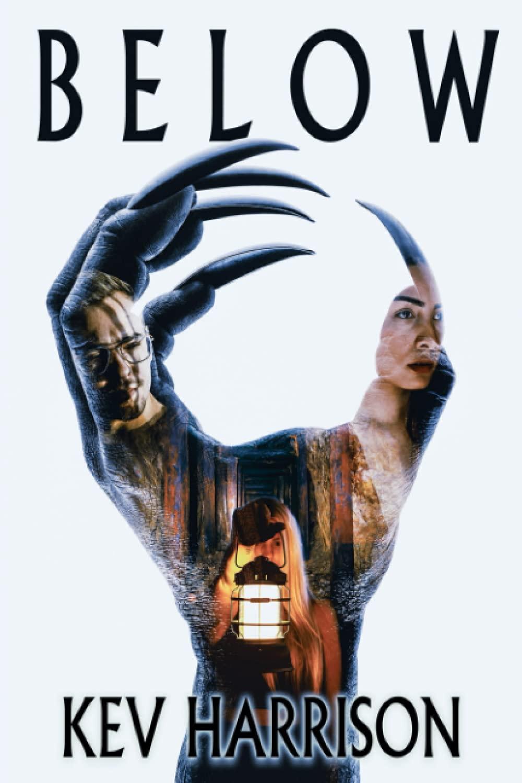 Below - Cover