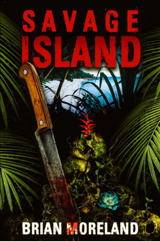 Savage Island - Cover