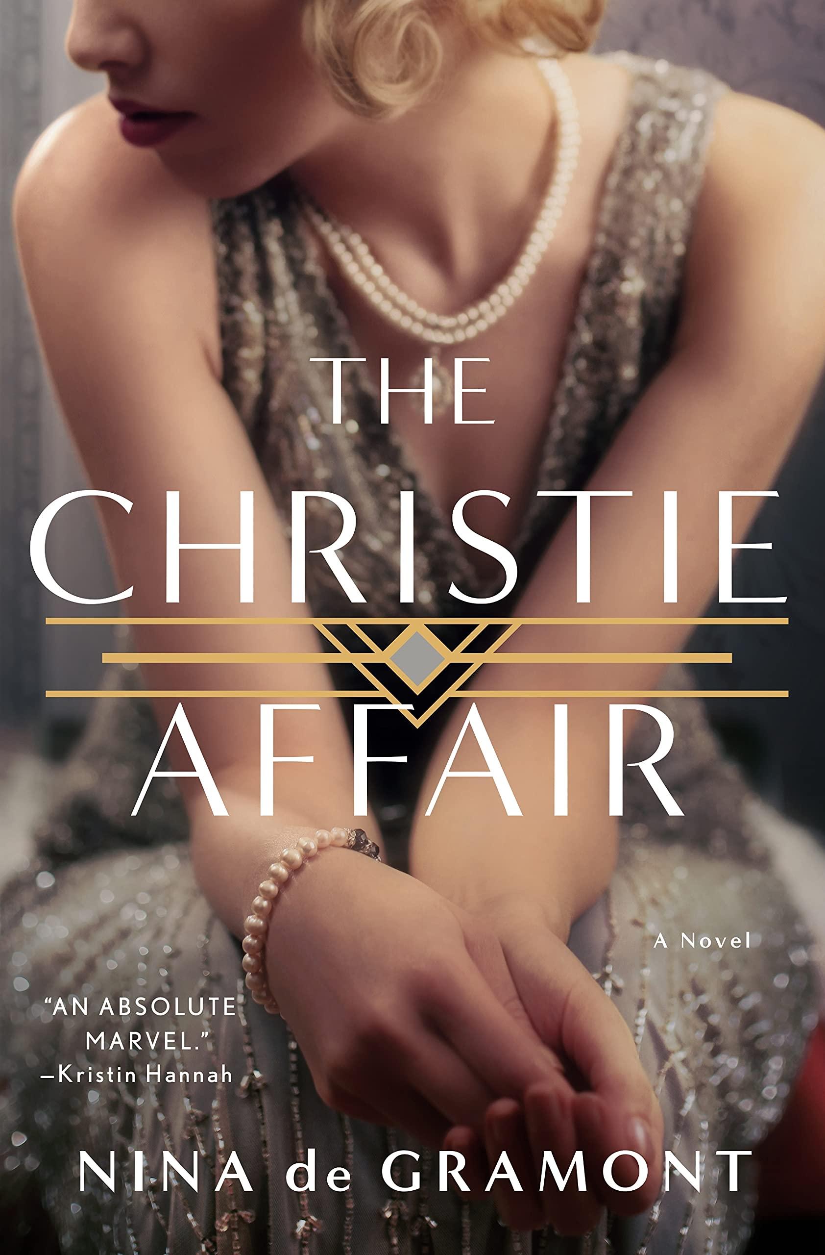 The Christie Affair - Cover