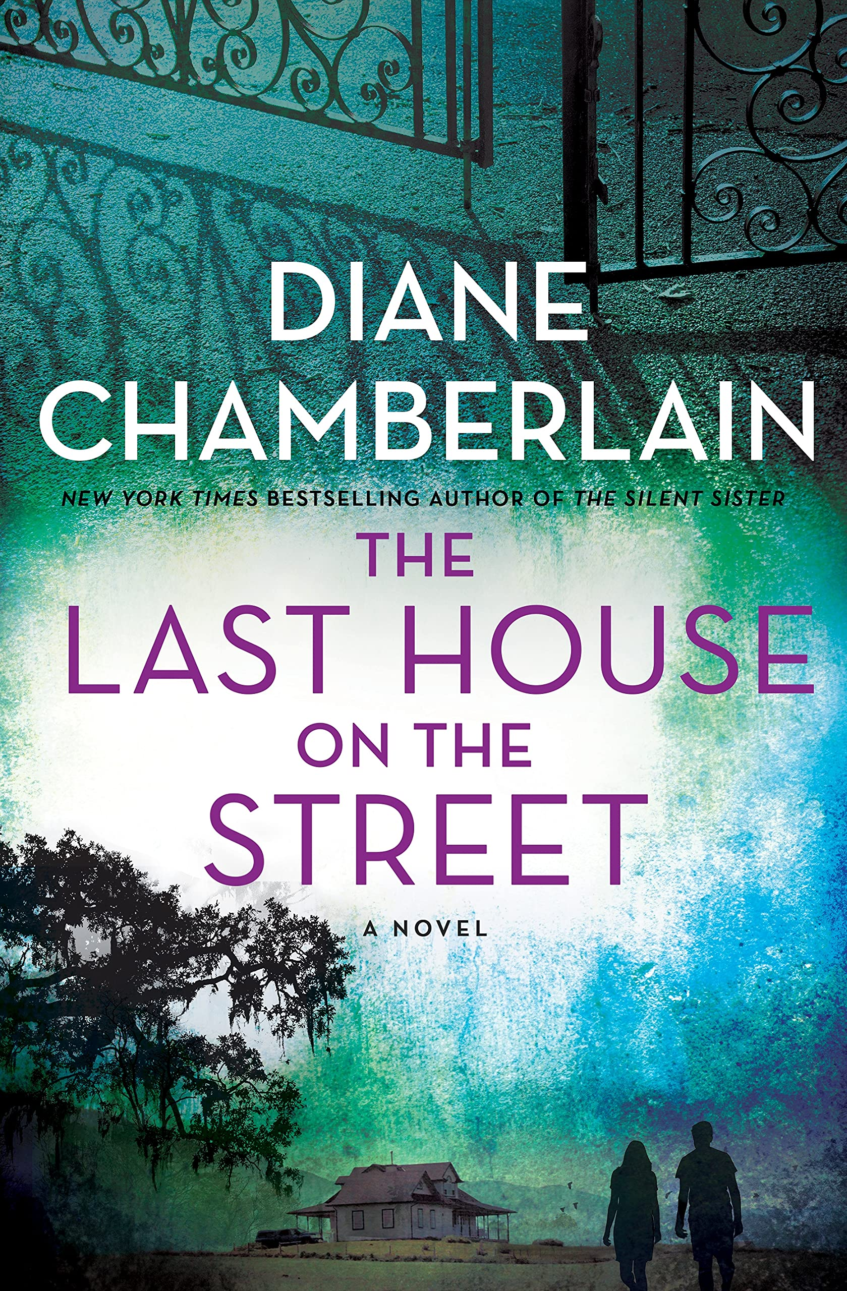 The Last House On The Street - Cover