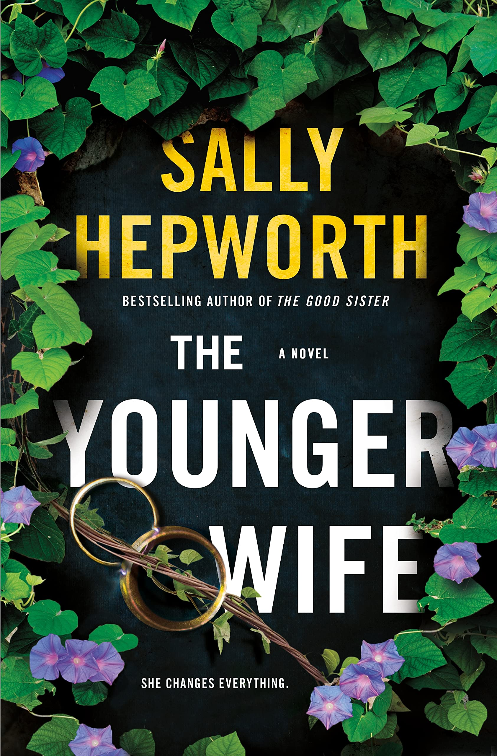 The Younger Wife - Cover